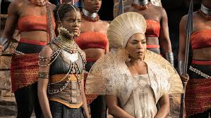 Black Panther's Oscar-winning costumes include <b>3D</b>-printed designs