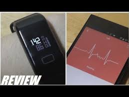 REVIEW: WearPai F1 <b>Fitness Tracker</b> - BP + HR + SaO2! - YouTube