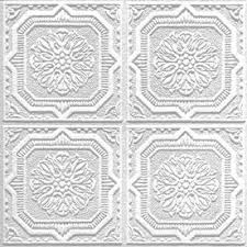 sagging tin ceiling tiles bathroom: easy way to cover up popcorn ceilings or give your kitchen or bathroom a pop of character armstrong x tin look wellington homestyle ceiling tile panel