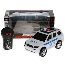 <b>Машина</b> полиция на радиоуправлении, Технодрайв