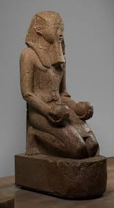 large kneeling statue of hatshepsut new kingdom the large kneeling statue of hatshepsut new kingdom the metropolitan museum of art from mortuary temple of hatshepsut near luxor new king