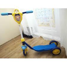 Отзывы о <b>Самокат 3</b>-<b>х колесный</b> Kari Kids SC100B