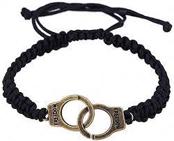 Barsly Adjustable Vintage Handmade Bracelet Men ... - Amazon.com