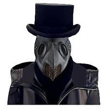 <b>Plague</b> Doctor Mask <b>Halloween Cosplay</b> Bird Mask Gothic Retro ...