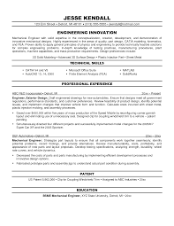 design engineer resumes template design engineer resumes