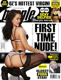 Felicity nude for People Magazine Australia Your Daily Girl