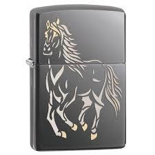 <b>Зажигалка Zippo Running</b> Horse 28645 купить недорого в ...