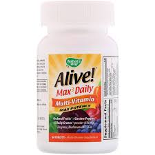NaturaVita - Nature's Way, <b>Alive</b>! <b>Max3 Daily</b>,... | Facebook