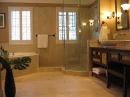 ideas bathroom tile color cream neutral:  bathroom captivating fresh brown bathroom color schemes bathroom design pinterest photos of new on