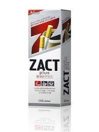 <b>Зубная паста отбеливающая ZACT</b>,150 гр.. LION 9165663 в ...