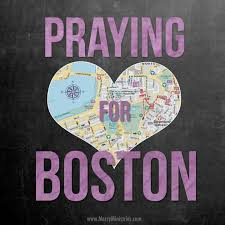 Prayers for Boston