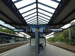 Berlin Treptower Park station