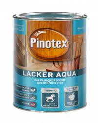 <b>Лак</b> для <b>стен и мебели</b> Pinotex Lacker Aqua (Пинотекс Лакер Аква ...
