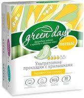 <b>Прокладки</b> и тампоны <b>GREEN DAY</b> — купить на Яндекс.Маркете