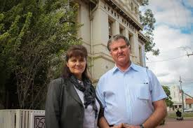 kim and michael noonan current owners of the guildford post office bayswater post office