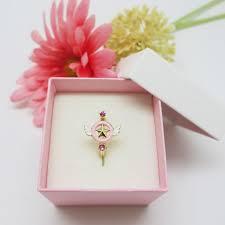 <b>Cardcaptor Sakura Star Wand</b> Ring   Cardcaptor sakura, Cardcaptor ...