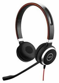 Компьютерная гарнитура <b>Jabra EVOLVE</b> 40 MS Stereo — купить ...