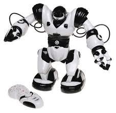 <b>Интерактивная</b> игрушка <b>робот WowWee</b> Robosapien — купить по ...
