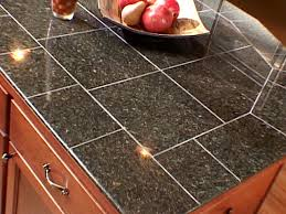 Granite Tile Kitchen The Pros And Cons Of Granite Tile Diy