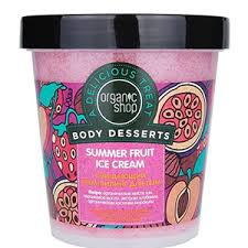 "<b>Очищающий крем-пилинг для тела</b> ""Summer Fruit Ice Cream ..."