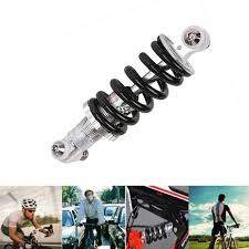 <b>Universal Mountain Bike</b> Rear Shock Absorber 1500LBS Bicycle ...