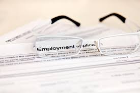 do you have to include all jobs on a job application glasses and an employment application