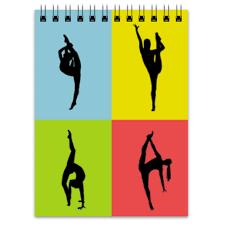 Блокнот Rhythmic gymnastic #475492 от eva17