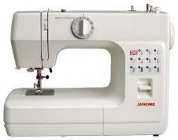 <b>Швейная машина JANOME 2004</b> Управление ...