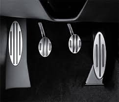 Площадка MINI для левой ноги и <b>накладки на педали</b> из ...