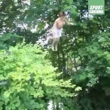SPORTbible - Lad Gets To <b>Crazy Height</b> On Trampoline | Facebook