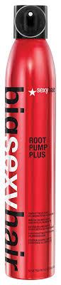 <b>Мусс</b>-<b>спрей для объема влагостойкий</b> Sexy Hair Big Root Pump ...
