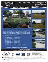 texas hill country lots for gated community near lake lbj