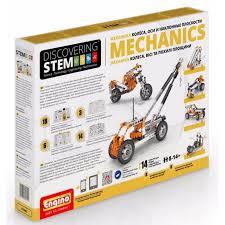 <b>Engino Discovering</b> Stem Механика: колеса, оси и наклонные ...