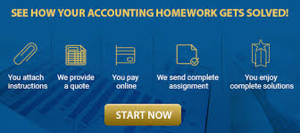 Whatever the issues however you can get financial accounting help with accounting homework problems through services such as ours