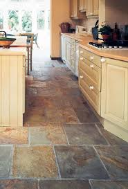 kitchen floor tiles small space: reminds me of the slate floor in our old farmhouse beautiful amp full of character middot kitchen tile flooring ideasslate
