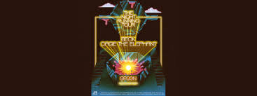 BECK | <b>CAGE THE ELEPHANT</b> | SPAC
