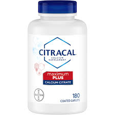 Citracal <b>Maximum Plus</b> Calcium Citrate With Vitamin <b>D3</b>, Caplets ...