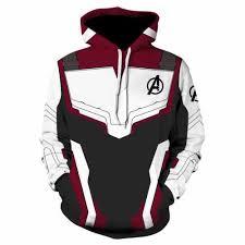 2019 The Avengers <b>Endgame</b> Quantum <b>Realm Cosplay Costume</b> ...
