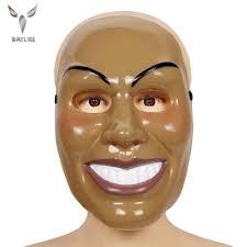 Waylike <b>Halloween Purge Mask</b> God Cross Scary <b>Masks</b> Cosplay ...