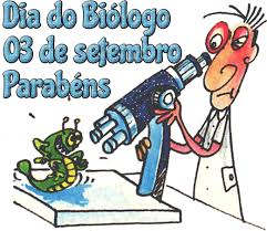 Resultado de imagem para dia do biologo