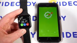 GPS часы Smart Baby Watch v7k x10 настройка и активация ...