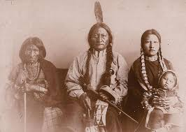 「Sitting Bull, the famous Sioux chief,」の画像検索結果