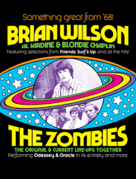 Brian Wilson & The Zombies - Palace Theater
