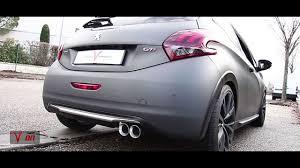 Vittorelli Exhausts <b>208</b> GTI <b>BPS</b> valve clapet - YouTube