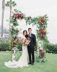 Decorating A Trellis For A Wedding 59 Wedding Arches That Will Instantly Upgrade Your Ceremony