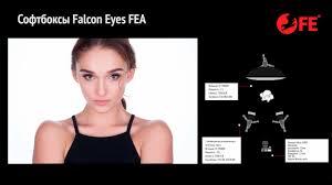 Обзор <b>софтбоксов Falcon Eyes</b> серии FEA-SB для студийных ...
