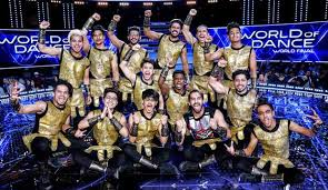 'World of Dance' Winners The Kings Could Dominate the Emmys ...