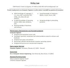 computer professional resume format see examples of perfect computer professional resume format resume format reverse chronological functional hybrid examples of resumesgreat resume examples great
