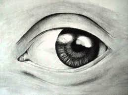 Image result for crying eye drawing