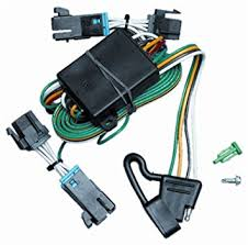 chevrolet van trailer wiring chevrolet database wiring amazon com trailer hitch wiring fits 00 02 gmc savana van chevy